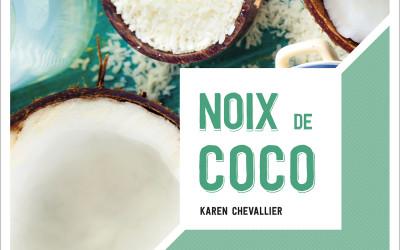 Mon nouveau livre : Noix de coco