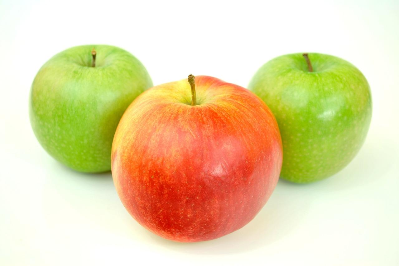 La compote ou purée de pomme