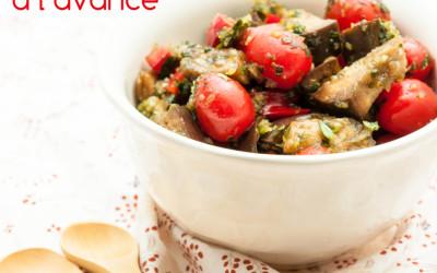 Préparez vos poêlées de légumes maison à l'avance