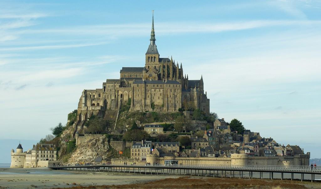 Une petite ballade au Mont Saint Michel ?