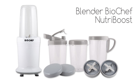 blender nutriboost biochef