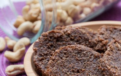 Cookies crus sans gluten – alimentation vivante