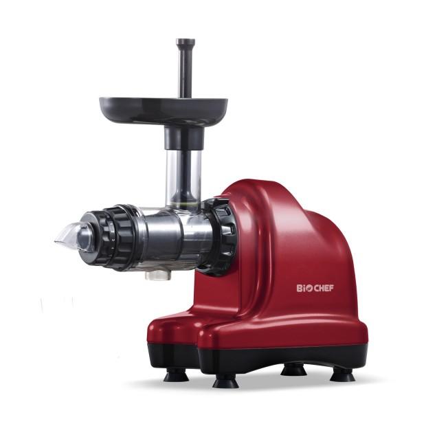 Extracteur de Jus BioChef Axis Cold Press Juicer rouge