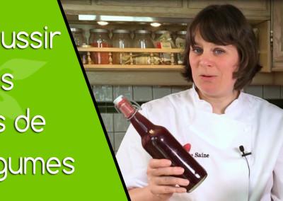 Vidéo réussir ses jus de légumes à l'extracteur de jus