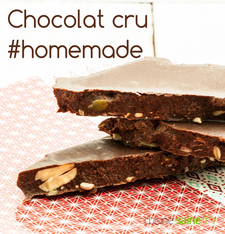 faire du chocolat cru maison blog cuisine saine sans gluten sans lait. Black Bedroom Furniture Sets. Home Design Ideas