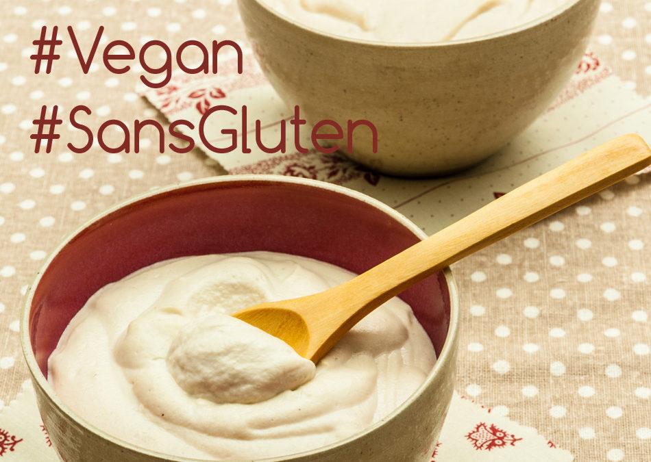 Crème au citron vegan sans gluten – lemon curd vegan