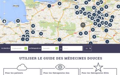 Guide des médecines douces : petit projet qui devient grand