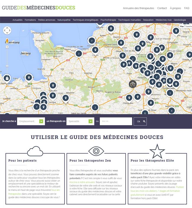 Guide des m decines douces petit projet qui devient grand - Blog cuisine bio saine ...