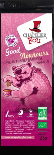 Infusion good nounours 25g