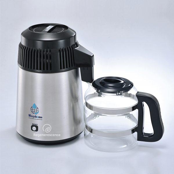Distillateur d'eau Megahome en Inox