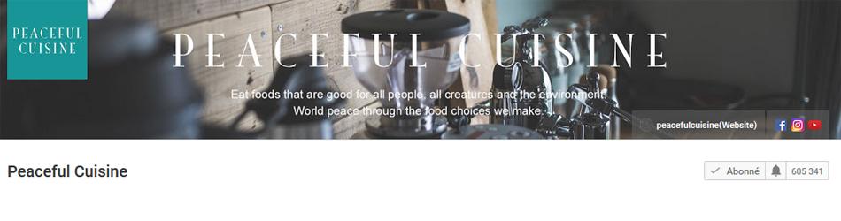 Mes 5 chaînes youtube cuisine préférées - Cuisine saine