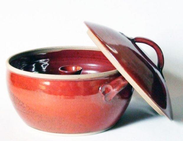 Steamer céramique : cuite vapeur basse température