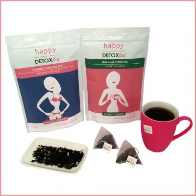 Teatox Matin & Soir 14 jours - Happy détox