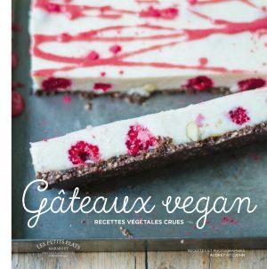 gâteau vegan cru