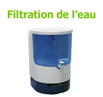 filtration de l'eau : parce que l'eau que nous buvons est l'un des piliers de notre santé