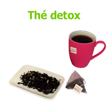 Sélection de thés détox pour cures détox et minceur