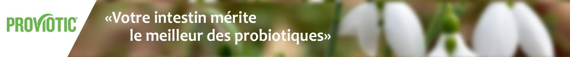 Proviotic : votre intestin mérite le meilleur des probiotiques
