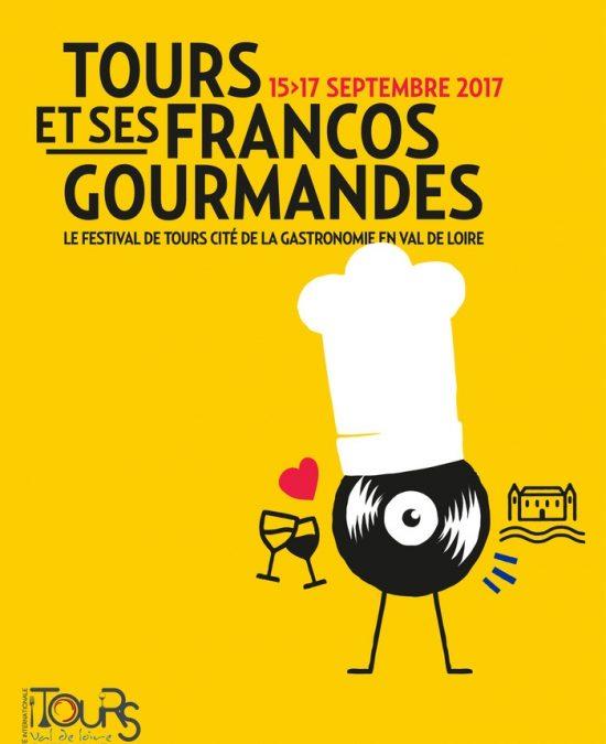 Dédicaces à Tours au salon du Livre Gastronomique le samedi 16 septembre