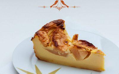 Far breton aux pommes sans gluten ni lait