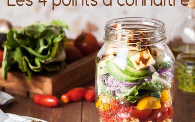 Comment manger sainement ? Les 4 piliers d'une alimentation saine