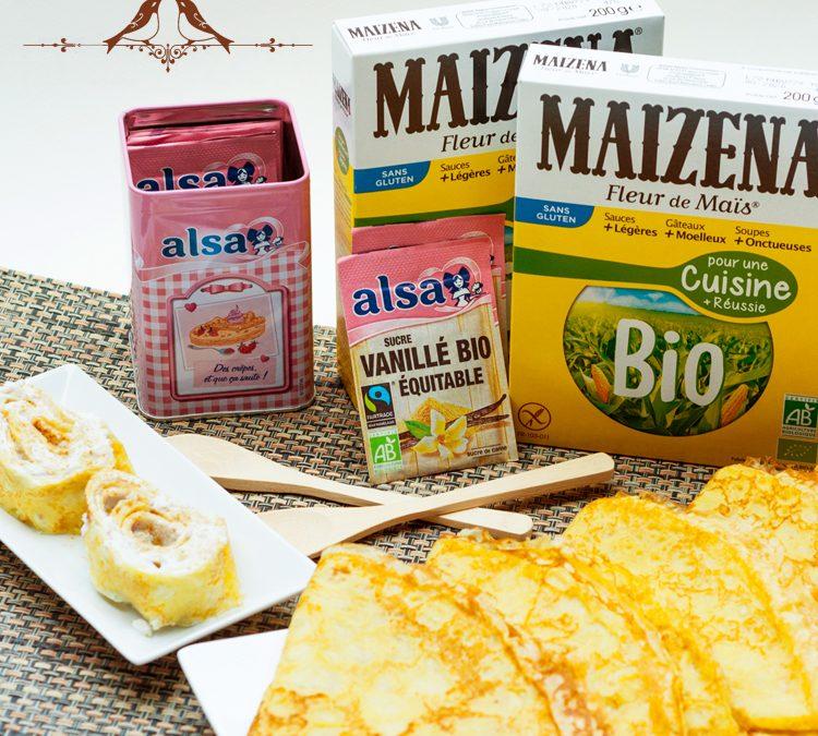 Comment faire des crêpes sucrées sans gluten ni lactose ?