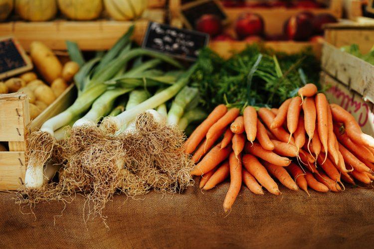 Manger bio : les 5 raisons pour lesquelles je mange bio