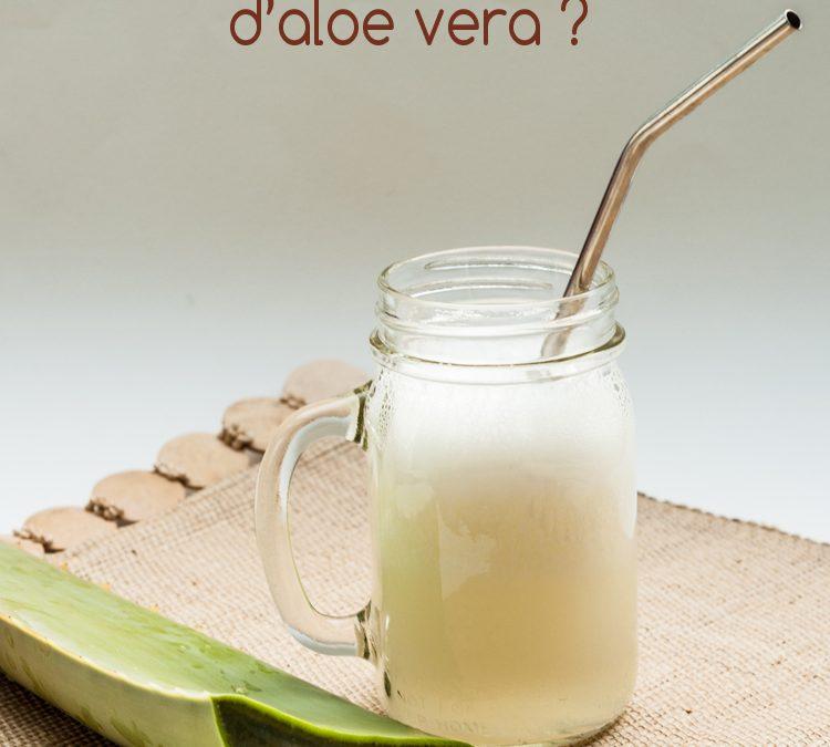 Comment faire du jus d'aloe vera ? Méthode et astuces