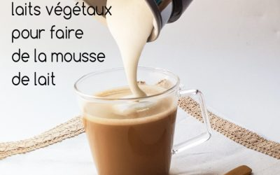 Comment faire de la mousse de lait végétal ? Quelle alternative choisir ?