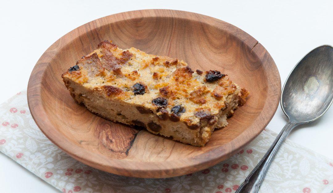 Recette anti-gaspi : gâteau au pain rassis sans gluten ni lactose