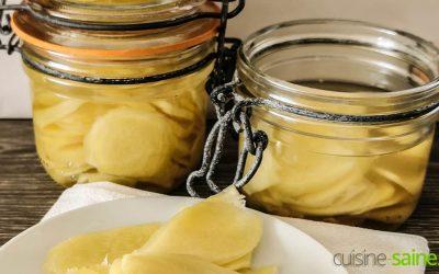 Comment faire du gingembre lactofermenté ?