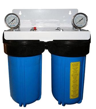 Ydrokalk + Prokalk pour filtrer, purifier et détartrer l'eau