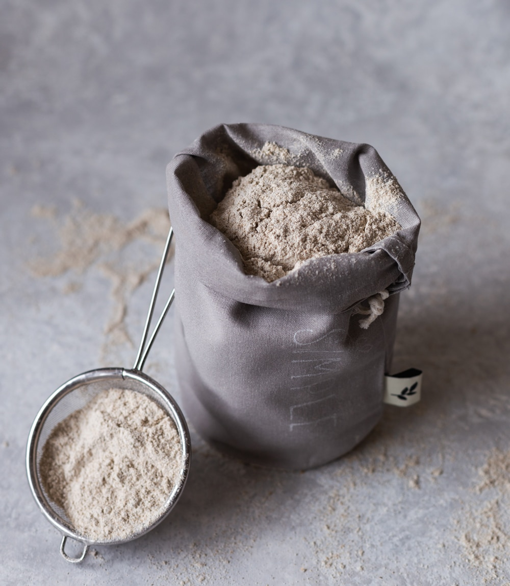 Recettes avec de la farine de riz