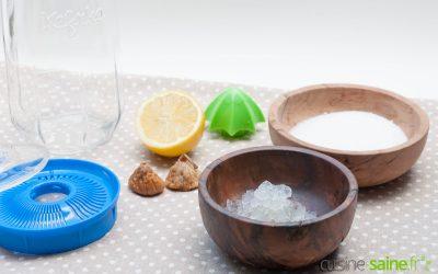 Comment faire du kéfir d'eau ou kéfir de fruits ? + mode d'emploi kefirko