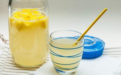 Avoir plus de bulles dans son kéfir de fruits ou kéfir d'eau : 2ème fermentation