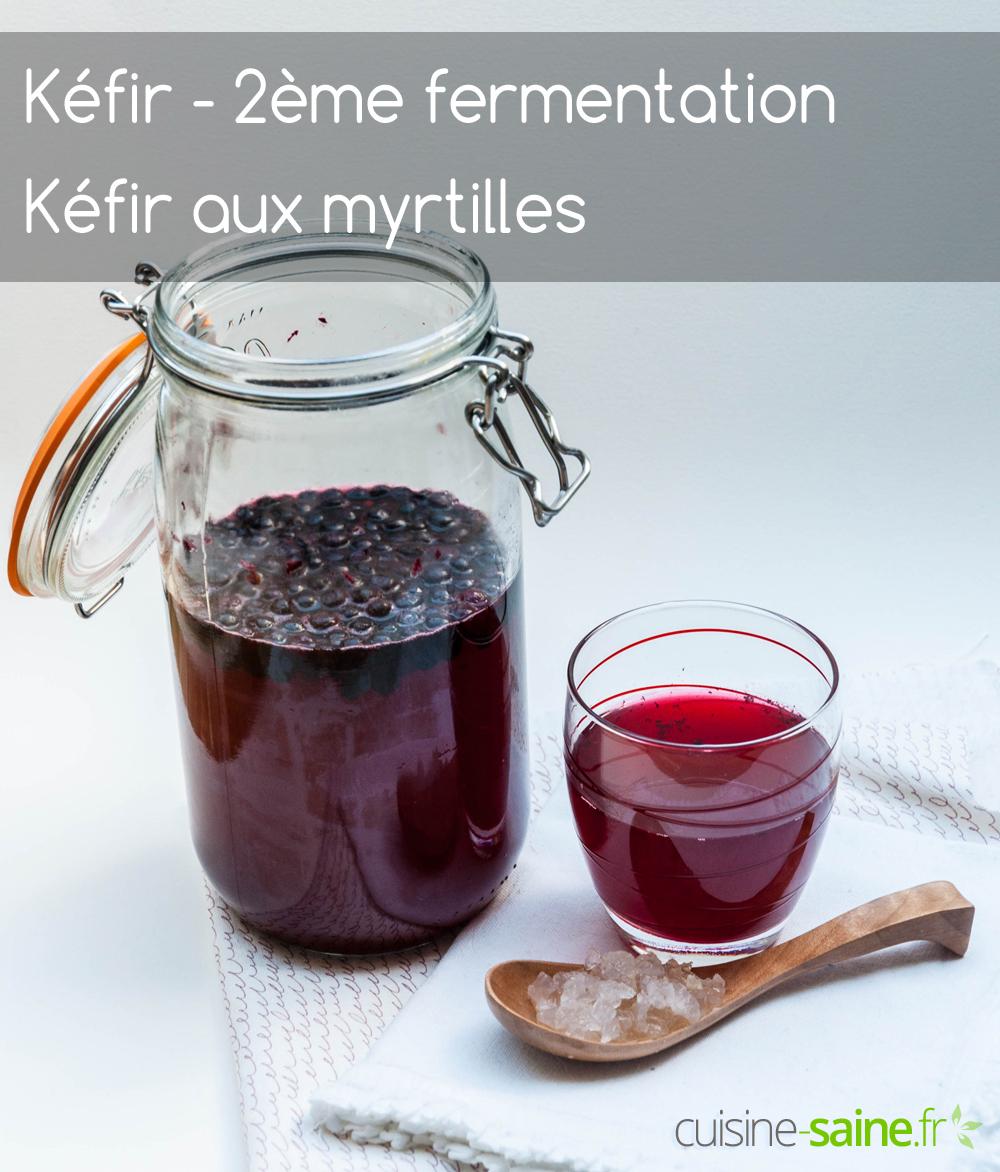Quels fruits je peux mettre dans mon kéfir pour la double fermentation ?